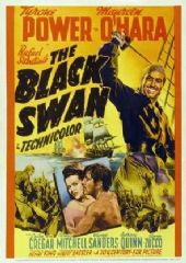 The Black Swan 1942 DVD - Tyrone Power / Maureen O'Hara